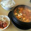 韓国厨房 - 料理写真:スンドゥブチゲ900円