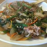 韓国厨房 - チャプチェ