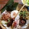 カフェバリチャンプル - 料理写真:ナシチャンプル