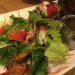 Bunibuni - キッシュとタジン鍋のシチューハンバーグ 1180円税込