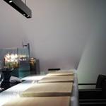 銀座メゾン アンリ・シャルパンティエ - 雰囲気がすごく良い