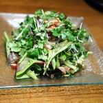 虎穴 - 香菜サラダ