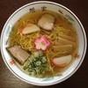 旭家食堂 - 料理写真:中華そば