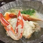 札幌かに家 - カニすき小鍋