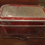 アルペンジロー - 直方体の見慣れない飯盒
