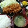 とんかつ ちん豚 - 料理写真:とんかつ定食  ¥1,200