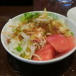 ハワイアンカフェ フラ・ラ 2 - 料理写真:ランチセットのサラダ