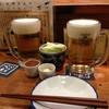 居酒屋ごんべゑ - ドリンク写真:クーポンにて乾杯ドリンク頂きました
