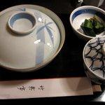 竹葉亭 - 鰻丼