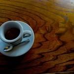 オモテサンドウコーヒー - エスプレッソ・シングル・250円