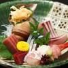 花のめ - 料理写真:お造り盛り合わせ