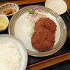 とんかつ ひのや - 料理写真:メンチカツ定食950円