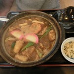 梅家 - 味噌煮込み定食