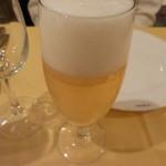 ラ・ベットラ・ペル・トゥッティ - 生ビール