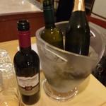 ラ・ベットラ・ペル・トゥッティ - 赤ワイン、白ワイン、シャンパン