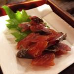 北海道料理 炉ばた - 鮭とば