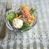 ヴォレ・シーニュ - 料理写真:サラダ  ポテトサラダが良いアクセント