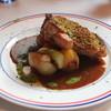 サラマンジェ ドゥ カジノ - 料理写真:鳥のもも肉パン粉焼き