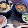 まりん食堂いちだい - 料理写真:和牛もつ煮定食+卵
