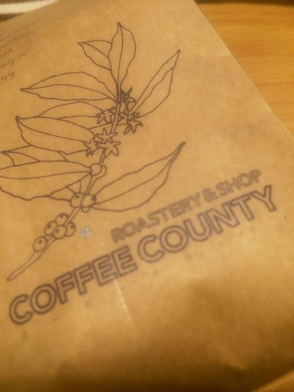 コーヒー カウンティ