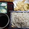 浅野屋 ソバ店 - 料理写真:天ぷらそば(年越しそば)