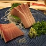 和膳と酒肴 廚 - 佐渡産 寒ブリ 2015.12 再訪