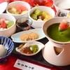 吾妻茶寮 - 料理写真:抹茶フォンデュ 三段重