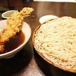角平 - 料理写真:つけ天