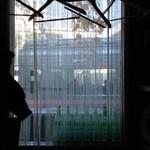 ラ・ベファーナ - 窓の外を走る井の頭線