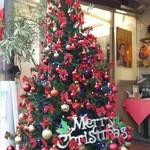 ラ・ベファーナ - クリスマスツリー