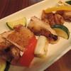 炭味坐 - 料理写真:匠の大山鶏もも正肉の炭火焼