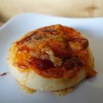 まん福ベーカリー - 三種のチーズのピザ