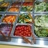 東京634バーグ - 料理写真:彩り豊かなサラダ。