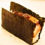 弥助 - 鯖の炙り