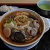 井上うどん店 - 料理写真:鍋焼きうどん
