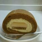 パステルデザート - 料理写真:ほうじ茶ルーロ