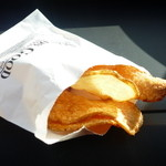 CAFE&HAMBURGER Ra-Maru - 厚切りポテト付き★