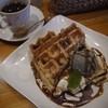 カフェ ぶんぶん - 料理写真:ワッフル