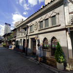 46050906 - 河原町の老舗レトロ喫茶、「フランソア喫茶室」。