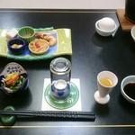 グリーンホテル喜泉 - 料理写真: