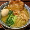 麺屋 空海 - 料理写真:味玉そば(塩)