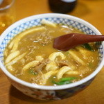 香川 - カレーうどん