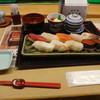 尾州鮨 - 料理写真:ランチ「はなほ」1543円税込