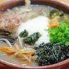 八川そば - 料理写真:ざいごそば(温)