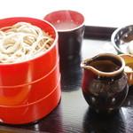 山県そば - 割子蕎麦セット