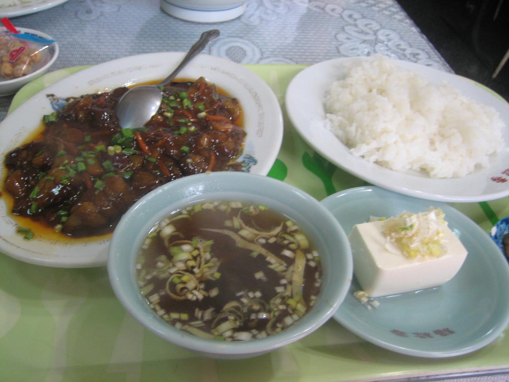 中国料理 福禄寿
