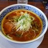 麺屋 八 - 料理写真:カリーらーめん