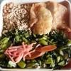 カワカミ - 料理写真:信州特産野沢菜入りとりめし