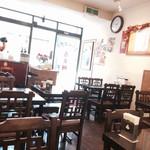 上海料理 飲茶 喬家柵 - 店内