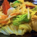 沖縄食材酒家 なかや - 島豆腐のチャンプル